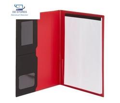 Pardo 560001 – Classeur Congrès avec bloc et portaboligrafo, couleur noir  - $24.03