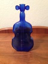 Blue Cobalt Violen Bottle - $20.57