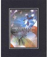 Greater Love Hath No Man than This - John 15:13. . . 8 x 10 Inches Bibli... - $10.39