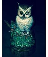 Ceramic Owl - $6.13