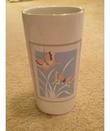 Butterfly Otagiri Vase Japan - $32.73
