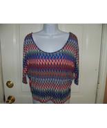 Full Tilt Off Shoulder Shirt  Size Large Women's - $16.20