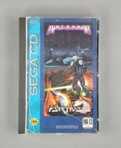 Microcosm (Sega CD, 1993) Psygnosis Shooter Video Game, with Manual - $14.80