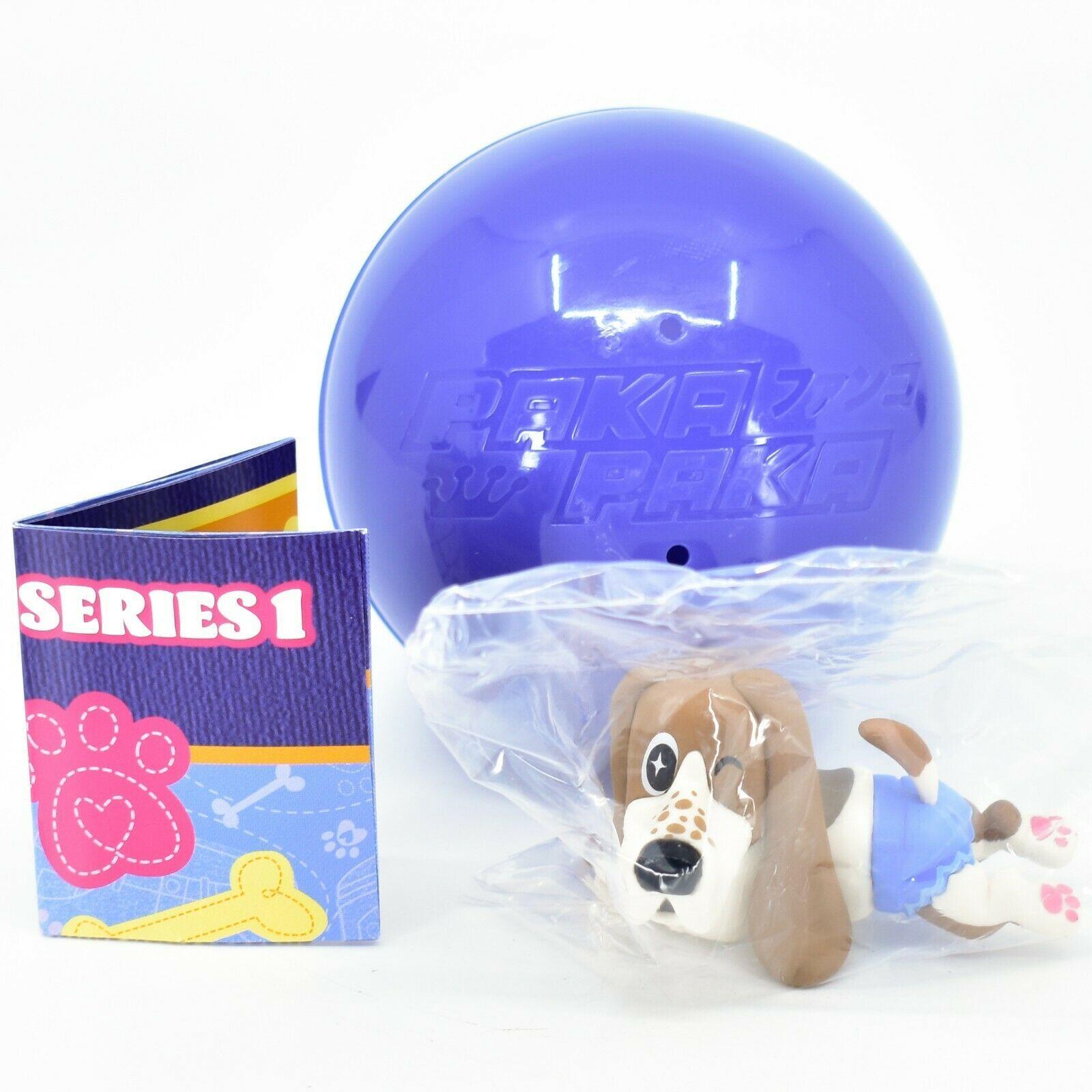Funko Paka Paka Daisy Dukes Dogs Cheeks Hound 1/9 Super Common Mini Figure