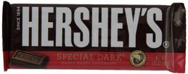 HERSHEY'S Special Dark Chocolate Candy Bars, 1.45 Ounce (Pack of 36) - $51.89