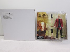 """Buffy The Vampire Slayer 6"""" Spike 'School Hard' Series 2 - AFX Exclusive... - $38.69"""