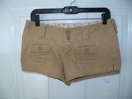 Abercrombie Brown Short Shorts Size 2 Women's EUC - $20.25