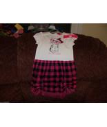 Kalula Kids I'm the Cutest Kitty Dress size 5T Girl's NEW LAST ONE - $26.59