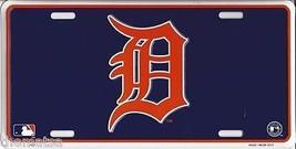 DETROIT TIGERS BASEBALL TEAM LOGO D MLB COLOR S... - $29.69