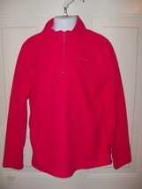 Reebok Hot Pink Pullover Size 8/10 Girl's EUC - $17.94