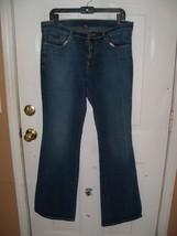 New York & Company Jeans Boot Cut Size 12 Tall Women's EUC - $24.80