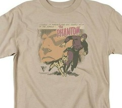 The Phantom t-shirt retro comics Sunday Newspaper strip graphic tee KSF131 image 2