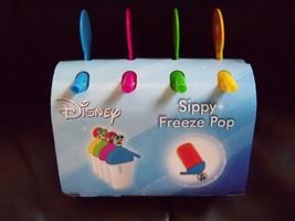 DISNEY ICE POP MAKER SIPPER -- 4 MOLDS NEW - ₨2,302.28 INR