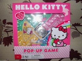 Sanrio Hello Kitty Pop-Up Game NEW LAST ONE - $19.32