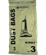 Kirby Style 3 Vacuum Cleaner Bags, EnviroCare Replacement Brand, designe... - $5.39