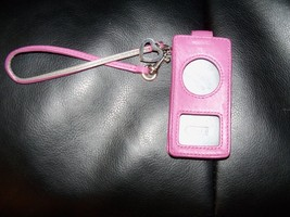 COACH Ipod Nano Pink Gorgeous Case EUC - $44.99