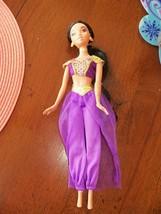 Disney's Aladdin Princess Jasmine Doll 2006 EUC - $20.80