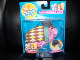 Zhu Zhu Pets; Hamster Outfit: Argyle Sweater & Hat NEW LAST ONE  - $31.99
