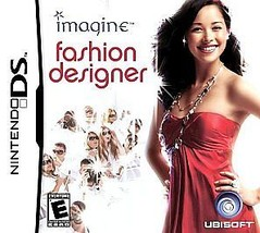 Imagine: Fashion Designer (Nintendo DS, 2007) EUC - $31.99