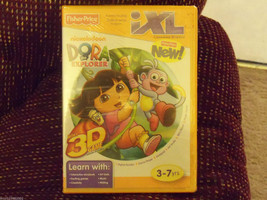 Fisher Price Nickelodeon Dora the Explorer iXL Learning System LAST ONE  - $34.99