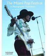 The Miami Pop Festival Book A Photographic Experience - $29.99
