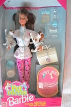 Pet Doctor Barbie , 1996. Mattel# 16458 - Brand New - $28.99