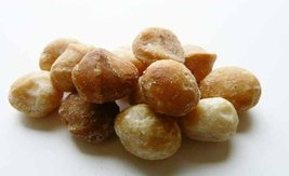 Roasted Macadamia Nuts (Unsalted) 1LB Bag - $19.05