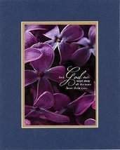 And God will wipe every tear from their eyes . . . 8 x 10 Inches Biblical/Rel... - $10.39