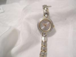 """L70, Lorus, Ladies Petite Bracelet Watch, Silver Tone, 6"""" Slender Linked... - $19.79"""