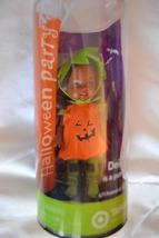 Deidre is a Pumkin Doll-Halloween Party-Li'l friend of Kelly, 2002, Mattel#56746 - $9.99