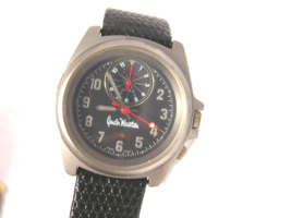 "M07, Gander Mountain Unisex, Sporting Watch, 8"" Leather Band - $25.75"