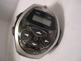 M13, New Ray 2001, Remote Control Watch, Die Cast, Infra Red Remote Control - $9.87