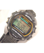 """M12, Armitron All Sport Mens Watch, 11"""" Velcro Band, Multi Functions - $22.83"""