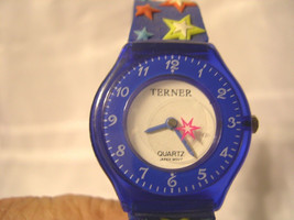L27, Terner, Ladies Watch, Star moves as second Hand,  w/b - $11.87