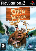 Open Season PS2 (Playstation 2) - Free Postage - UK Seller - $6.55
