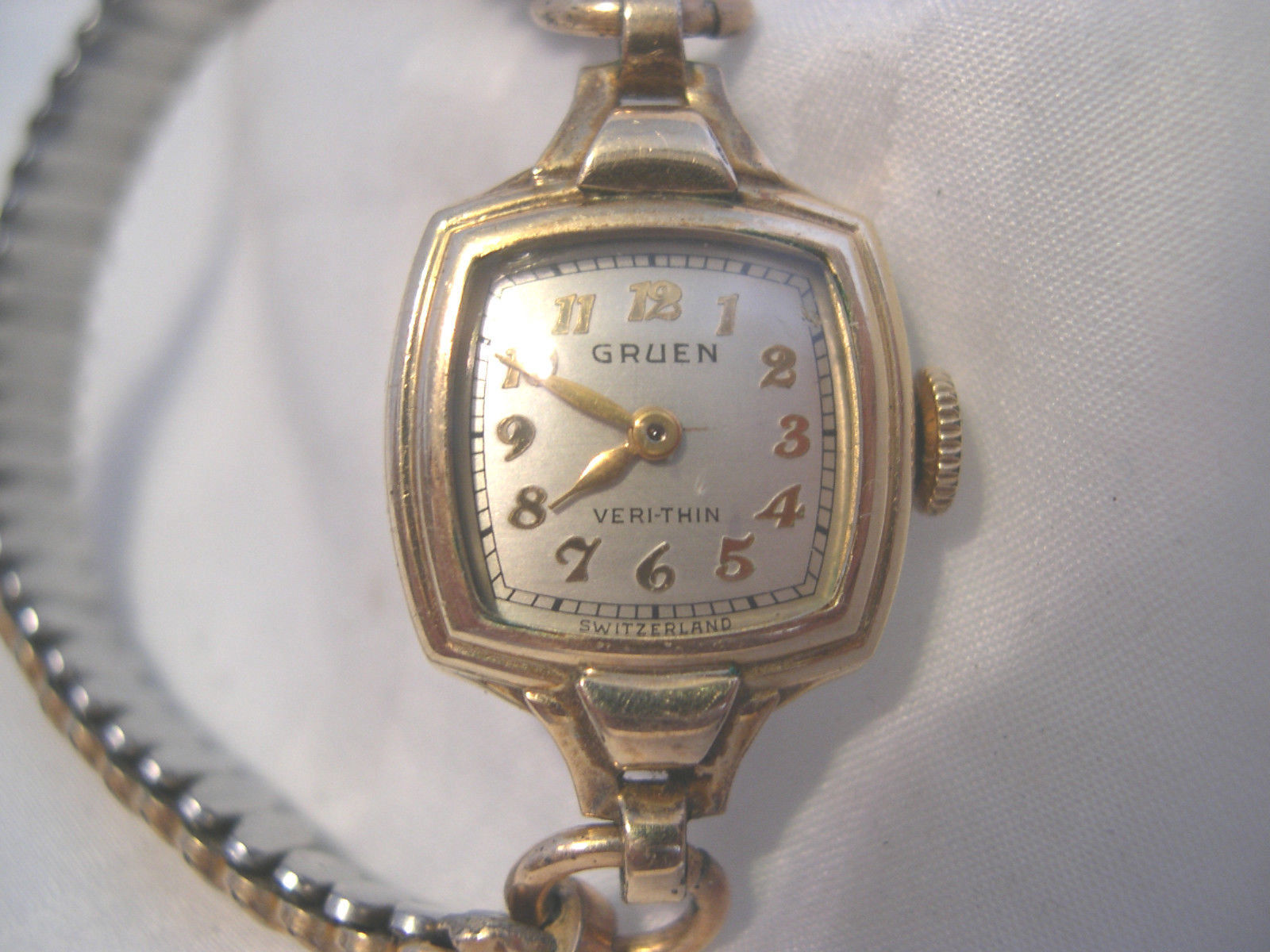 Vintage ladies gruen watches