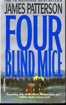 Four Blind Mice By Patterson - $5.75