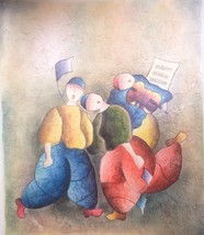 Listen to the Music by J. Roybal - $240.00