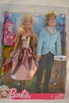 Barbie and Ken - Fairtale Magic - 2011, Mattel# Y3017 - Brand New - $32.99