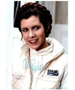CARRIE FISHER  Authentic Original AUTOGRAPHED SIGNED PHOTO w/ COA 1783 - $90.00