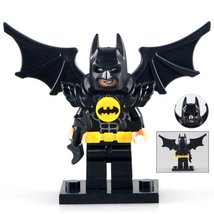 Batman Classic Suit Comic Version lego Toys Superhero Minifigure - $3.25