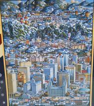 2001 Dowdle Folk Art ~ New Sealed ~ Salt Lake City, Utah ~ 1000 Piece Pu... - $29.95