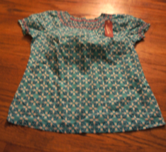 NEW WITH TAG GIRLS ARIZONA SHORT SLEEVE TOP SIZE LARGE 10/12 - $16.00
