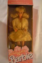 Gold & Lace Barbie - 1989, Mattel# 7476 - Brand New - $25.99
