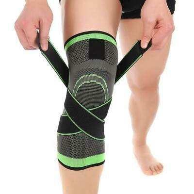 Drop Ship From USA Pressurized Fitness Running Cycling Bandage Knee Support Brac