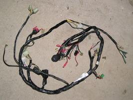 Kawasaki EX250 '95-'07 wiring harness - $50.00