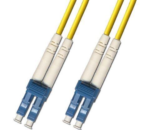 Ultra Spec Cables - 1M LC/LC Duplex 9/125 Single Mode Fiber Patch Cable