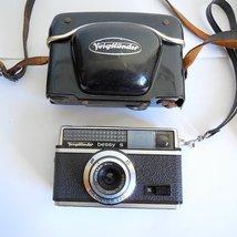 Voigtlander Bessy S Film Camera 126mm Camera, Germany, RARE model, Hard ... - $49.00