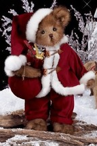 "Bearington Bears ""Beary Holiday"" 16"" Collectible Bear- Sku#173001- New- 2007 - $49.99"