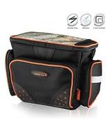 Ibera Bike Handlebar Bag for Camera Equipment, Clip-on Quick Release Bic... - $39.83